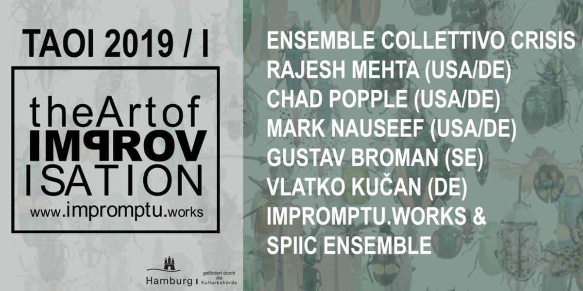 Tickets The Art Of Improvisation,  in Hamburg